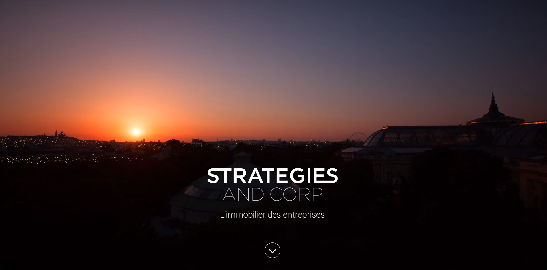 Site strategies and corp - Agence F+
