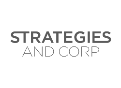 Strategies and Corp - Agence F+